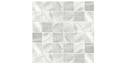 Altezza Gris Mosaic Porcelain Tile by Lint Tile