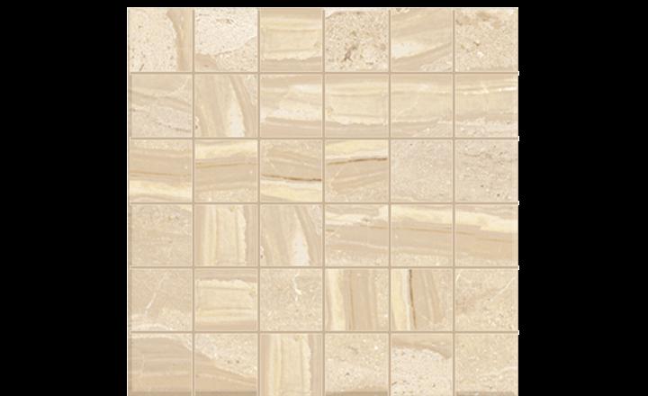 Marbles Porcelain-DAINO-2x2-Mosaics- by Lint Tile