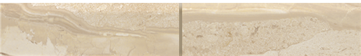Marbles Porcelain-DAINO-3x10-BN-Porc-WL