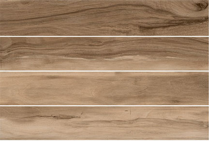 Lint Lands Porcelain- Tan Wood Grain Visual- by Lint Tile
