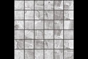 Queen stone tile-Ash-2x2-mosaics