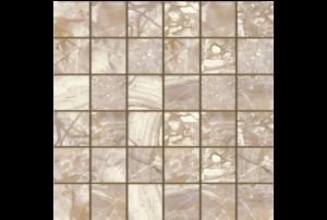 Queen stone tile-Beige-2x2-mosaics