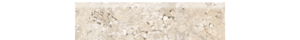 Scavo Porcelain-White-3x12-bullnose
