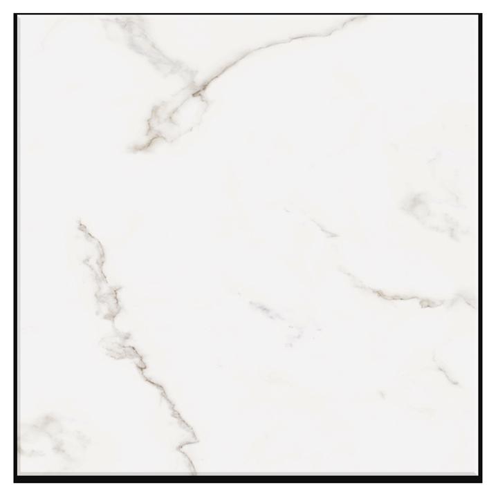 Marbles Porcelain-Statuario-19 x 19- by Lint Tile