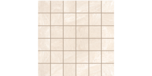 Safari Porcelain-Crema-2x2-mosaic