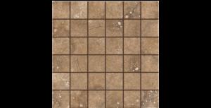 Scabos Porcelain-Noce-2x2-Mosaic