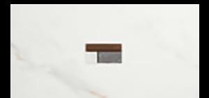 Serena Series-insert-brick-calacata-8x16