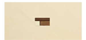 Serena Series-insert-brick-oro-8x16