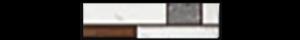 Serena Series-listello-brick-calacata-2x8