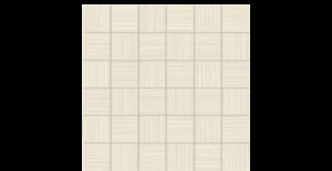 2x2 Silk Stone Beige Mosaic Porcelain