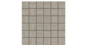 2x2 Silk Stone Olive Mosaic Porcelain