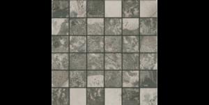 Slate (GM) Porcelain-Gris-2x2-Mosaic