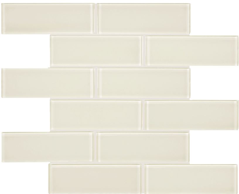 Riva Glass-12-2x6-Riva-Ivory-Glass
