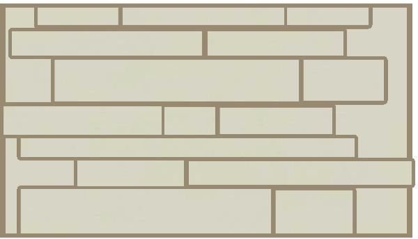 Number 12 Porcelain-13x19-random-mosaic-NO12-BEIGE-NB52