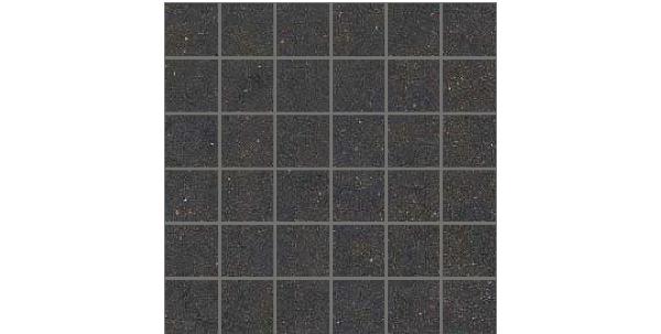 Mars Stone Porcelain from Lint Tile-2x2-Mosaics-MARS-STONE-BLACK-MS06