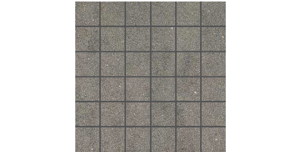 Mars Stone Porcelain from Lint Tile-2x2-mosaics-MARS-STONE-DARK-GRAY-MS05