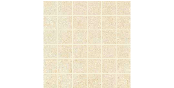 Mars Stone Porcelain from Lint Tile-2x2-mosaics-MARS-STONE-IVORY-MS02