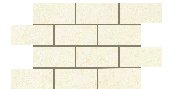 Mars Stone Porcelain from Lint Tile-3x6-mosaic-12x18-MARS-STONE-WHITE-MS01