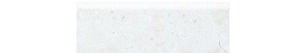 4x12 Marble Folio Daino Reale Bullnose Porcelain