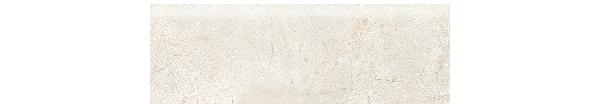 4x12 Marble Folio Marfil Bullnose Porcelain