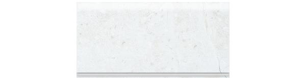 6x12 Marble Folio Daino Reale Cove Base