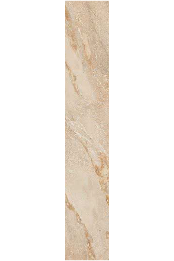 6x36 Aegean Stone Light Brown Rectified Porcelain