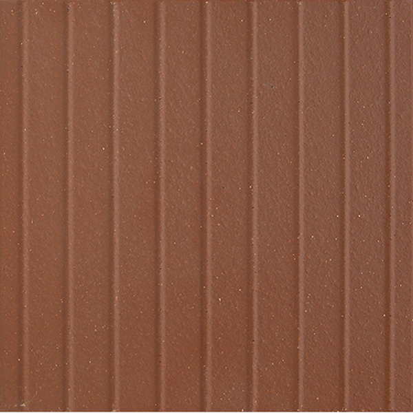 Metro Tread Mayflower Red Commercial Ceramic