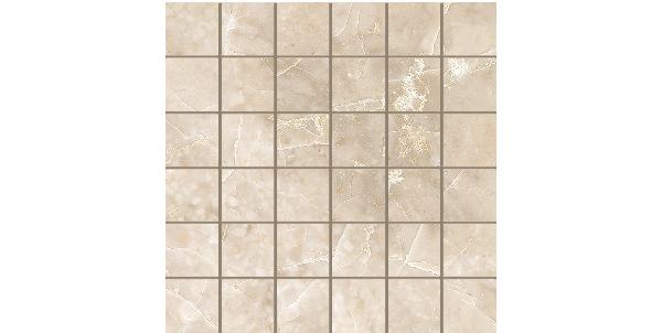 Wild porcelain-Almond-2x2-Mosaic