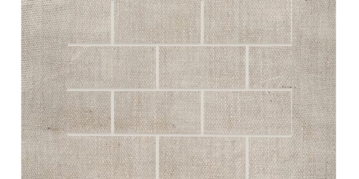 3x6-Mosaic-12x18Sheet-FabricFolio-Ivory-FB01