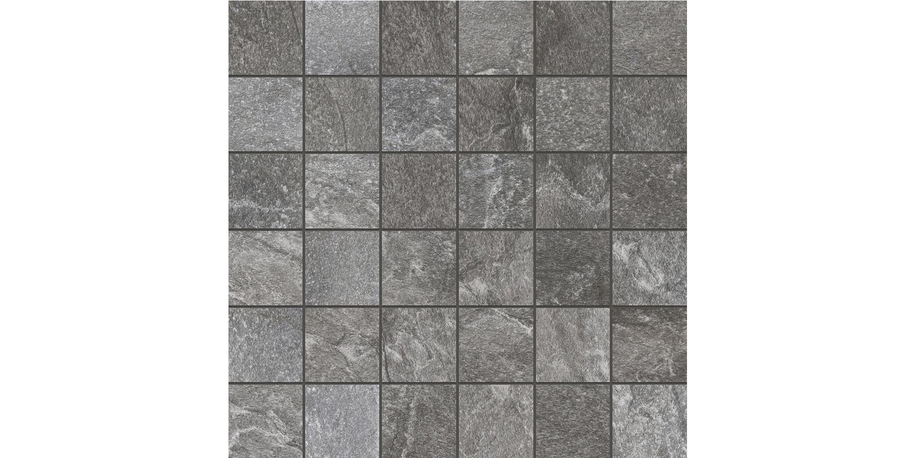 2x2 Himalaya Graphite Mosaics