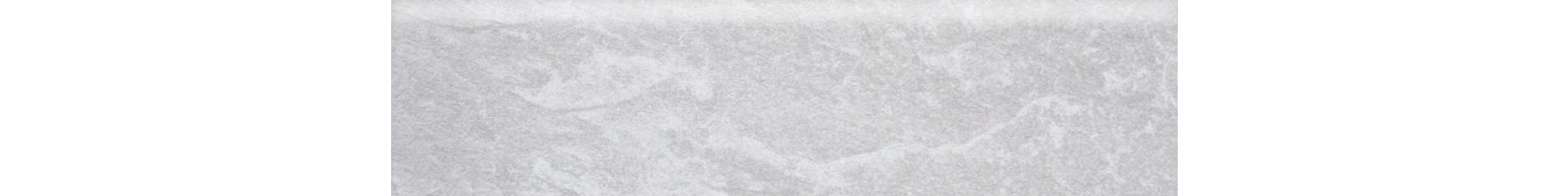 3x12 Himalaya Snow Bullnose Porcelain Tile
