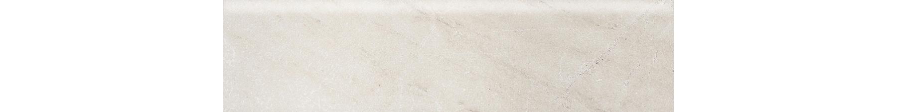 3x12 Levian Snow Bullnose Porcelain Tile