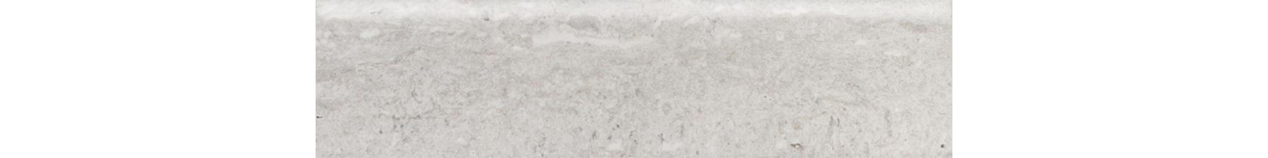 3x12 Torano Snow Bullnose Porcelain Tile