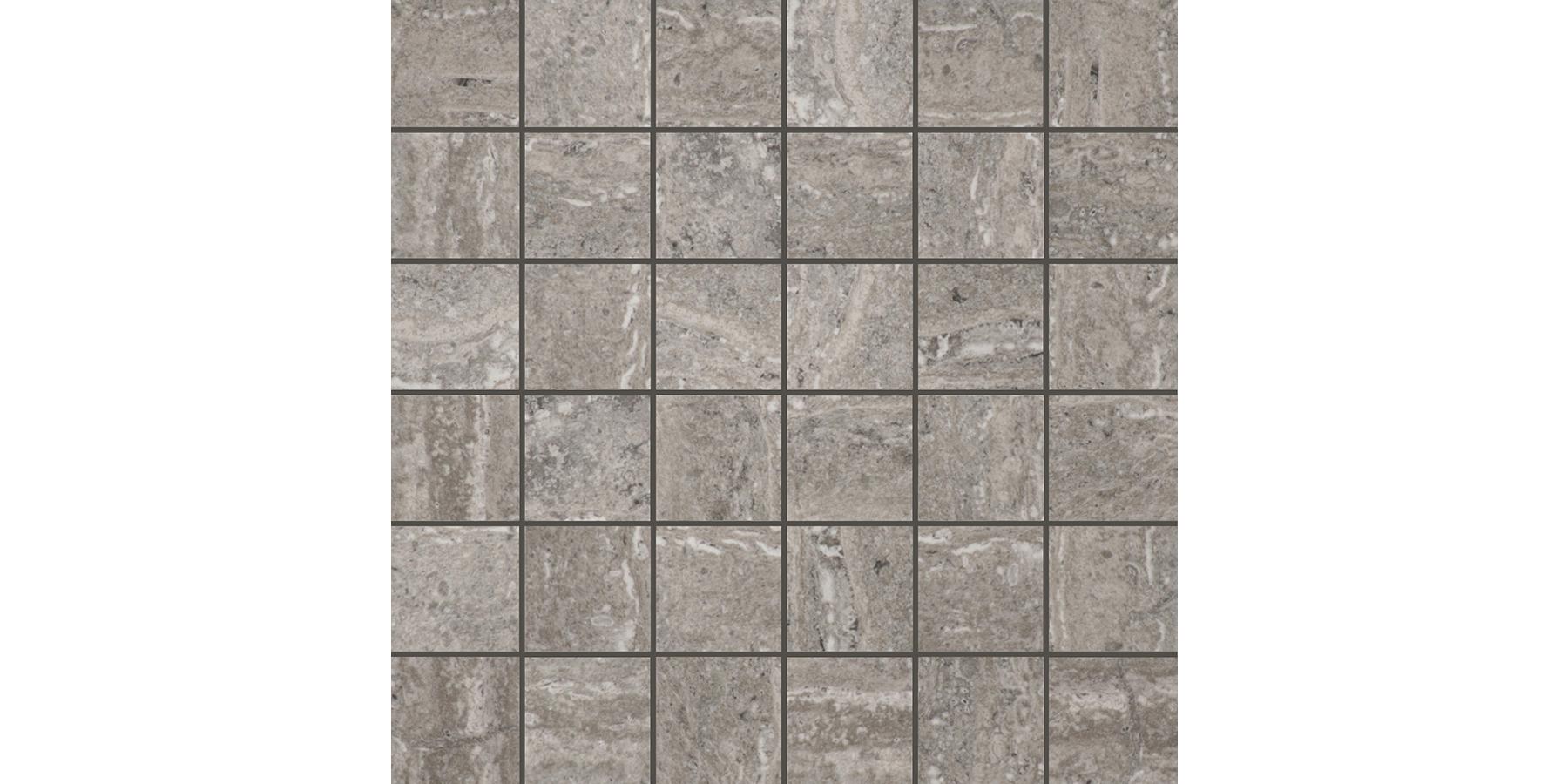 2x2 Torano Grey Mosaics