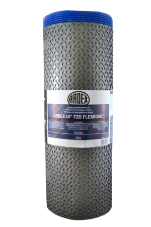 Ardex Floating Uncoupling Membrane- UI™ 720 FLEXBONE™