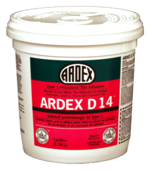 Ardex Type 1 Premixed Tile Adhesive- D14