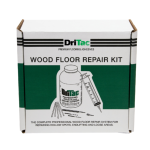 DriTac Green Wood Floor Repair Kit Box - New Logo