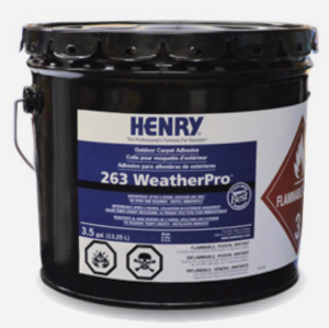 Henry 263 Weather Pro Outdoor Carpet Adhesive