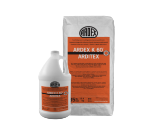 Ardex Rapid Setting Latex Smoothing and Leveling Compound (Powder)- K 60™