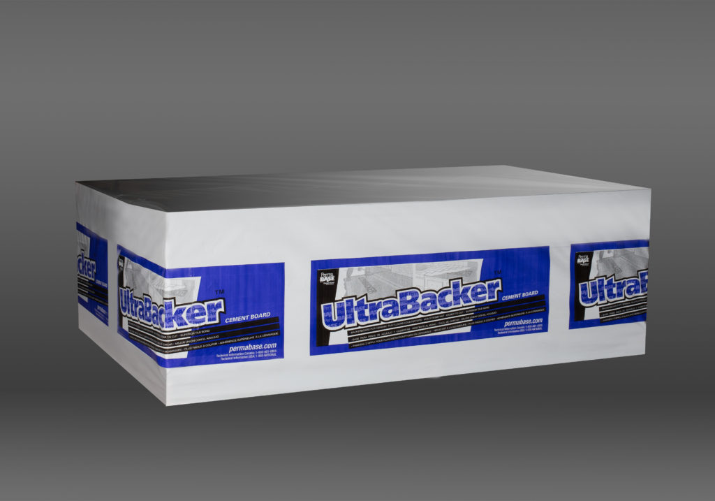 PermaBase® National Gypsum UltraBacker Cement Board