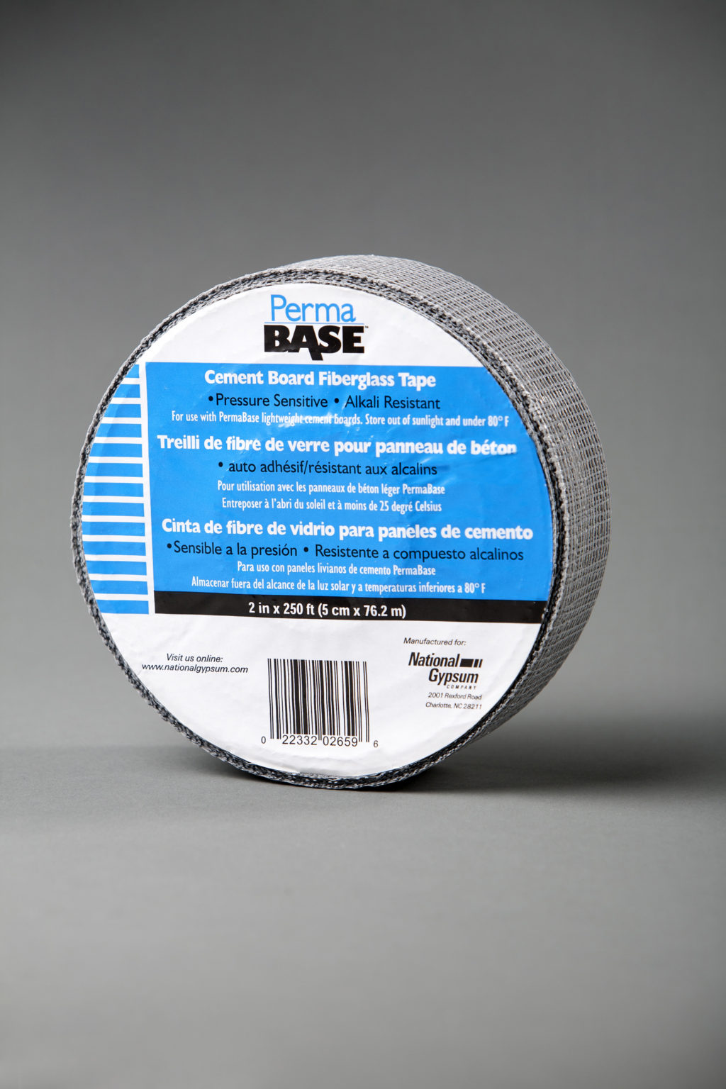 Perma Base® Cement Board Fiberglass Tape