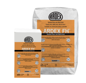 Ardex Sanded Floor and Wall Grout- FH™