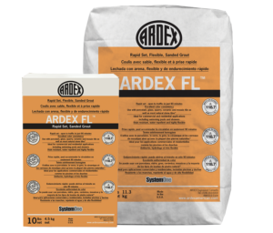 Ardex Rapid Set, Flexible, Sanded Grout- FL™