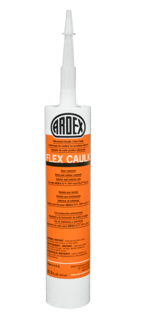 Ardex Siliconized Acrylic Color Caulk- Flex Caulk