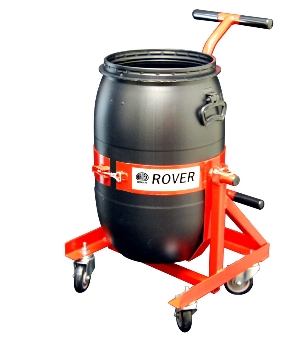 Ardex Rover for Mixing and Hauling