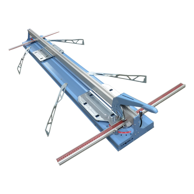 "81"" Sigma Large Tile Cutter"