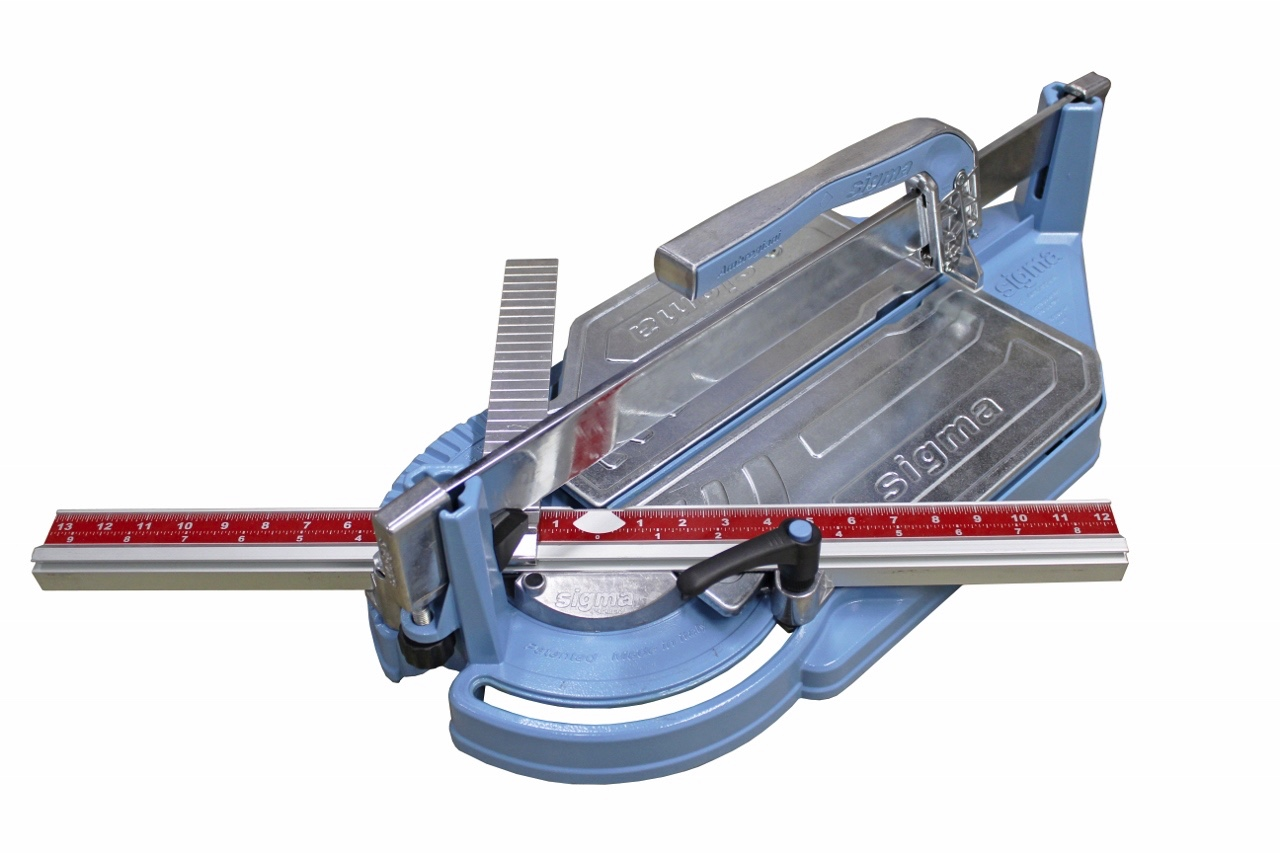 "Sigma 18"" Compact Pull Tile Cutter"