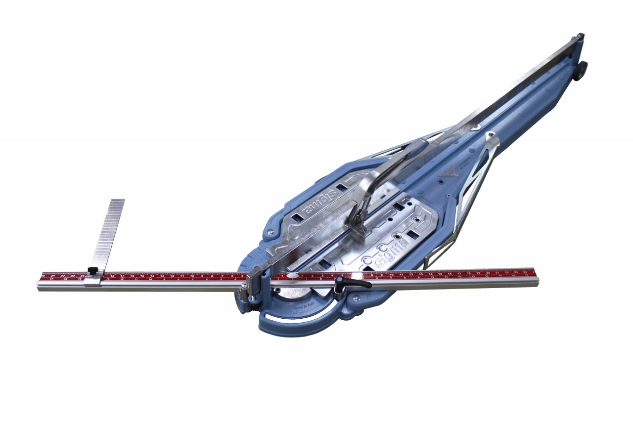 "60"" Sigma Max Push Tile Cutter"