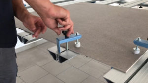 Sigma® Work Table Clamps