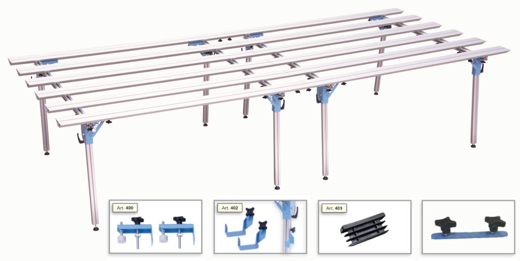 Sigma® Work Table Kit